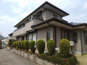 耐久性の高い塗料で再塗装を行いました:鎌ケ谷市鎌ヶ谷